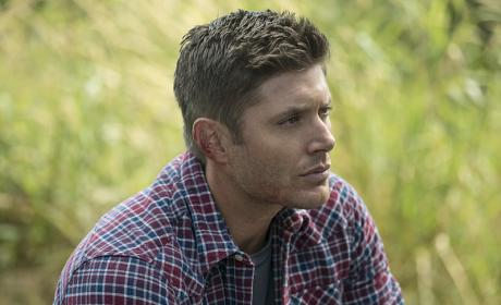 Steely Gaze - Supernatural Season 12 Episode 1