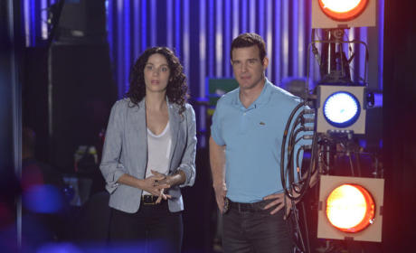 Warehouse 13 Review: Fight or Flight