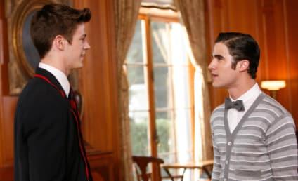 Glee Spoilers: MJ Tribute Episode to Showcase Evil Side of Sebastian