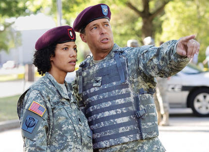 Watch Army Wives Season 1 Episode 9 Online