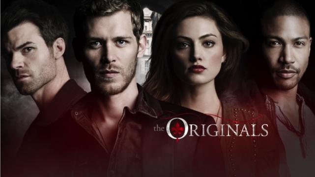 The Stars of The Originals
