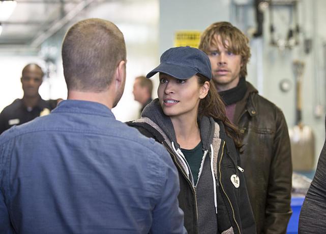 Callen Meets Nina
