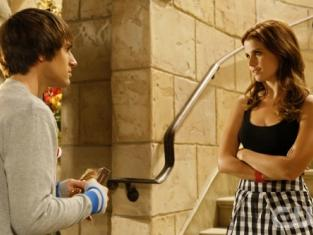 Megan Stops Max