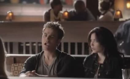The Vampire Diaries Blooper Reel: Accents and Accidents
