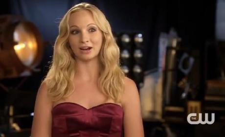 Candice Accola Season 4 Interview
