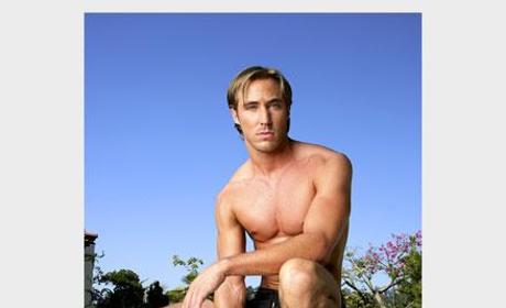 Kyle Lowder, No Shirt
