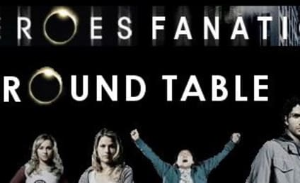 Heroes Round Table: Out of Time
