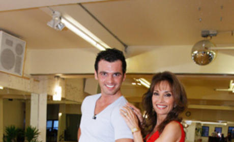 Susan Lucci Can't Wait to Go Dancing with the Stars