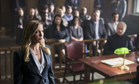 Courtroom Antics - Arrow Season 4 Episode 16