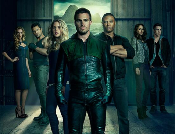 Arrow Season 2 Cast