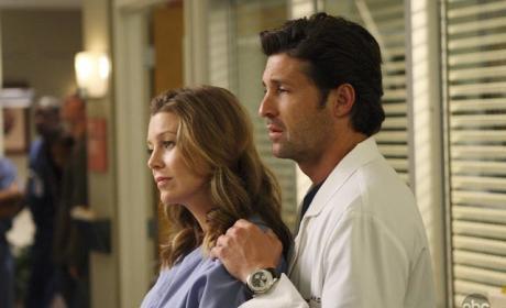 Grey's Anatomy Scoop on MerDer, OwenStina