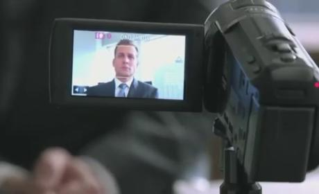 Suits Clip: ... And Harvey Gets Disbarred