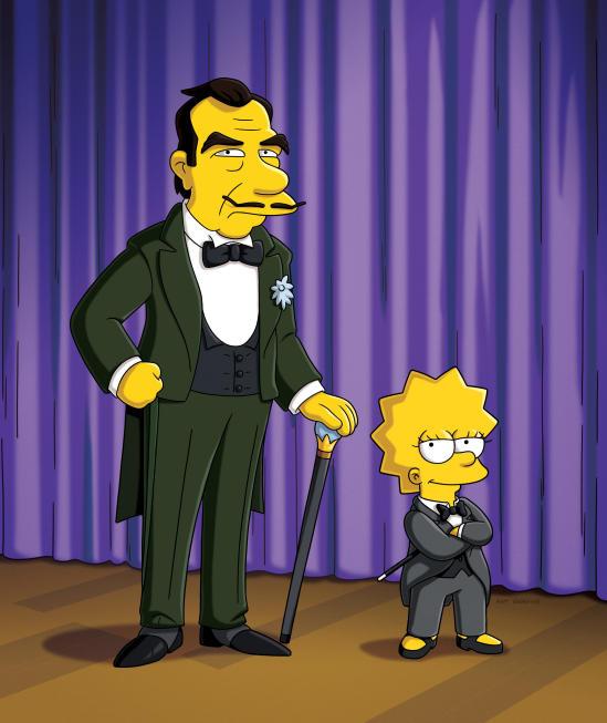 Lisa and The Great Raymondo