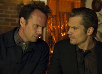 Watch Justified Season 2 Episode 3 Online