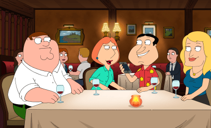 Family Guy Season 14 Episode 7 Review: Hot Pocket Dial