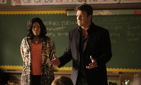 Introducing Mr. Castle Season 7 Episode 4