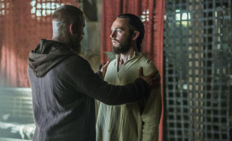 Athelstan's Surprise - Vikings Season 3 Episode 6