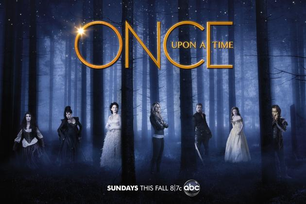 Once Upon a Time Season 2 Poster