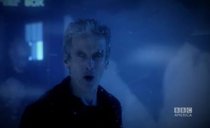 Doctor Who Christmas Episode Teaser: Cavorts with Santa Claus!
