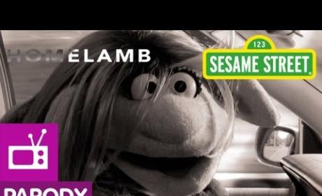 Sesame Street Parodies Homeland, Presents... Homelamb!