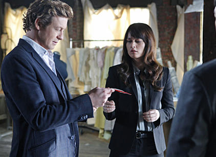 Watch The Mentalist Season 4 Episode 13 Online