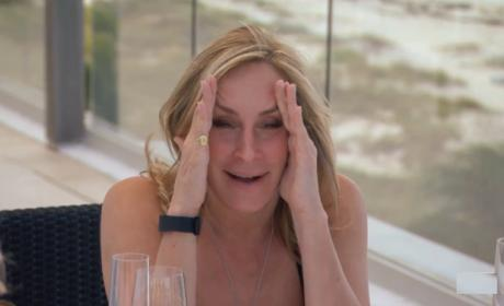 The Real Housewives of New York City Season 7 Episode 14 Review: Conch Blocked