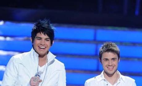 Coming Soon from Adam Lambert and Kris Allen: Debut Albums