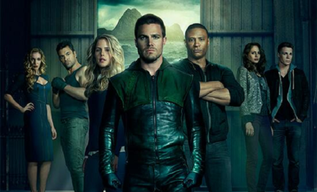 Arrow Cast: Before They Were Heroes