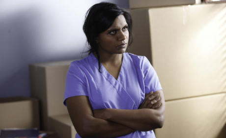 The Mindy Project Review: Keep Calm and Carry On