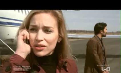 Covert Affairs Episode Trailer: Annie in Argentina