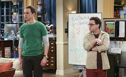 The Big Bang Theory Photo Preview: A Major Revelation