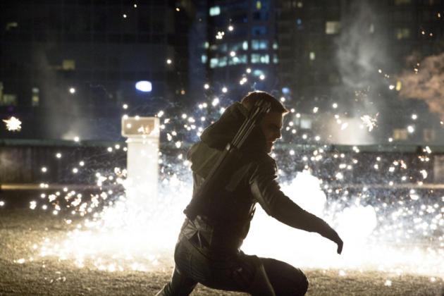 An Arrow Explosion