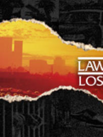 Law and order los angeles logo