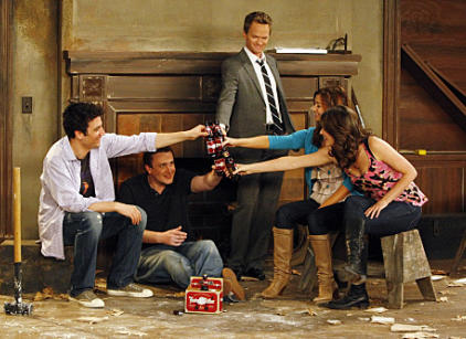 Watch How I Met Your Mother Season 5 Episode 20 Online