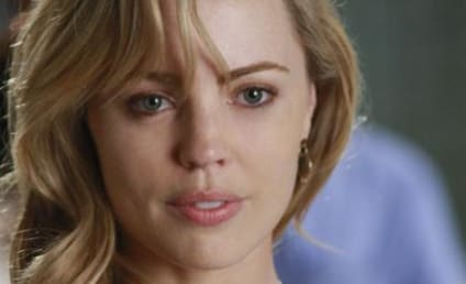 Melissa George: My Days Are Numbered