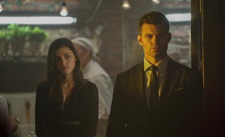 Elijah and Hayley Pic - The Originals