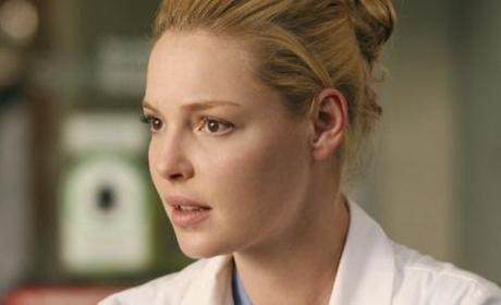 How Should Izzie Leave Grey's Anatomy?