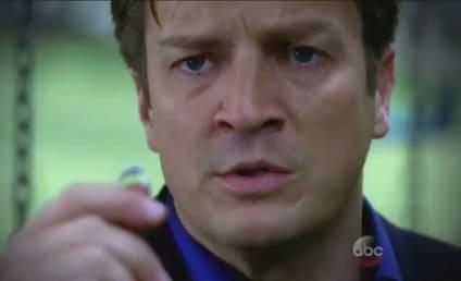 Castle Season 6 Teaser: What Will Beckett Say?