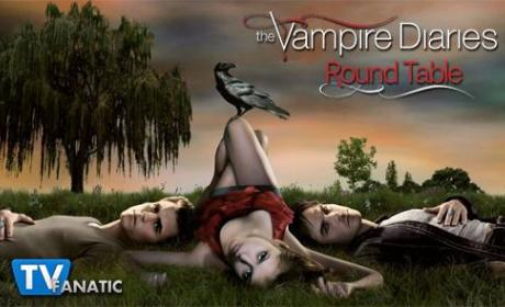 Vampire Diaries Round Table: Who is in the Coffin?