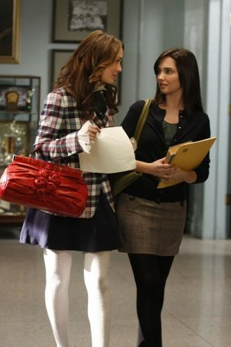 Blair and Rachel