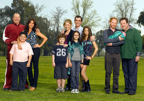 Modern Family Cast Picture