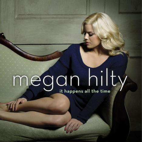 Megan Hilty Album Cover