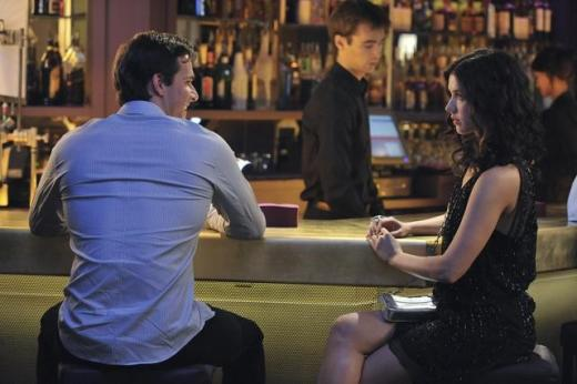 Jane at a Bar