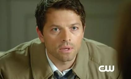 Supernatural Sneak Peek: Trusting Castiel?