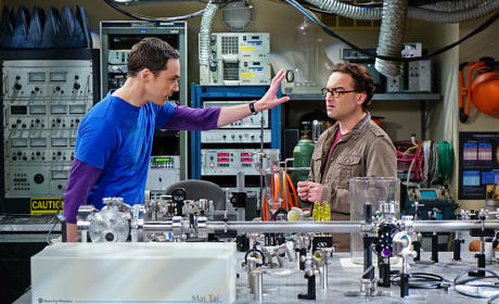 Watch The Big Bang Theory Online: Season 9 Episode 6
