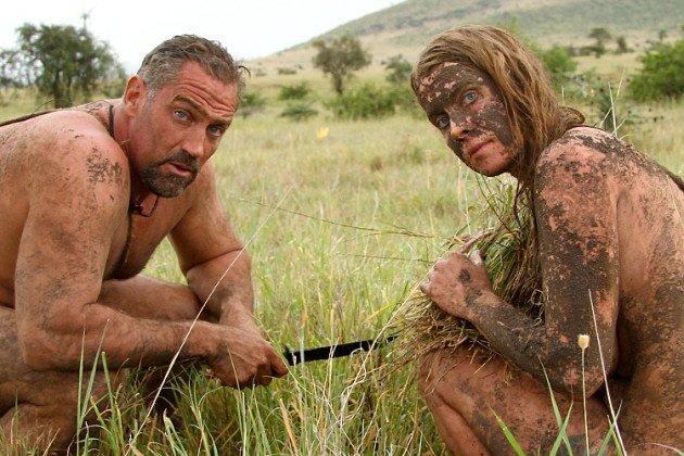 Naked and Afraid Photo