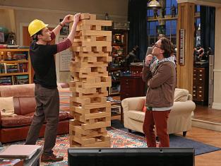Sheldon's Jenga