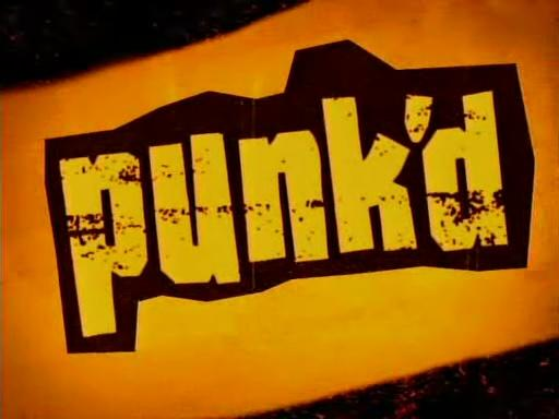 Punk'd Logo