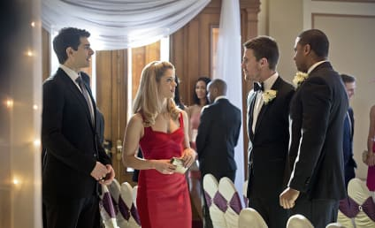 Arrow Season 3 Episode 17 Photo Gallery: Bells Will be Ringing!