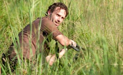 The Walking Dead Review: Talk Talk Bang Bang